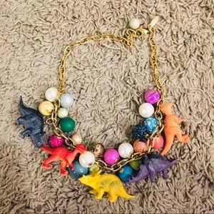 Lenora Dame Dinosaur Necklace